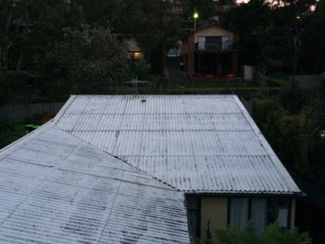 Asbestos Roof Removal